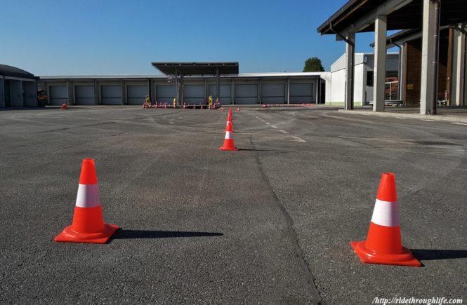 Varna vožnja v sodelovanju DARSa, PPP Koper, ZD Postojna, gasilcev Pivka in Agencijo za varnost prometa RS.